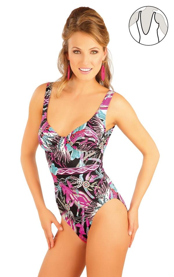 82452e5f3 Jednodílné plavky s kosticemi Litex | Bumex.cz
